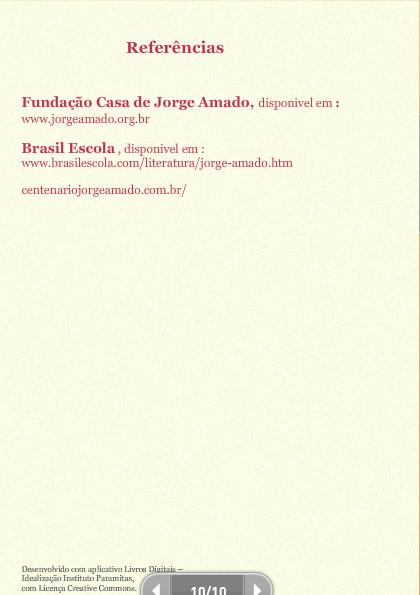 Amado Jorge,          Jorge Amado !