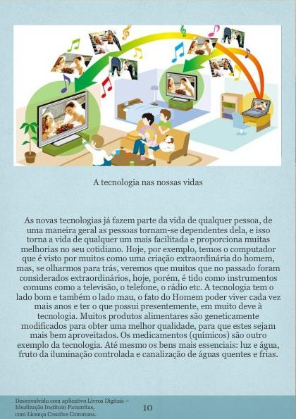 Tecnologias Aplicadas a Educação