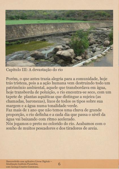 A morte do Rio Grande