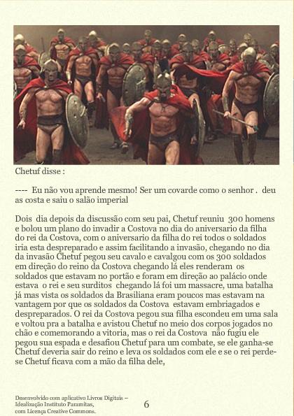 A Lenda de Chetuf