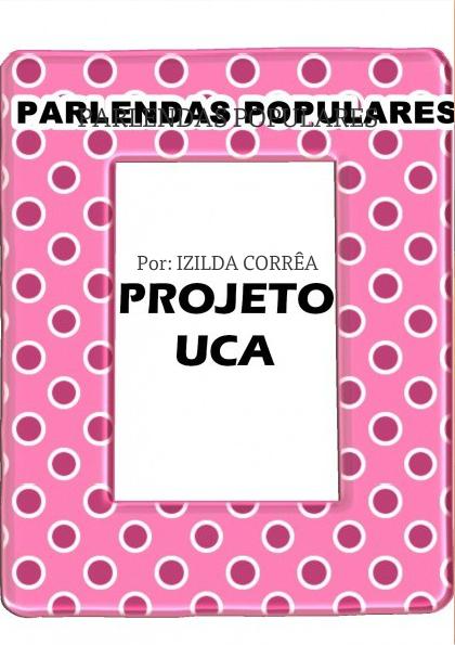 PARLENDAS POPULARES