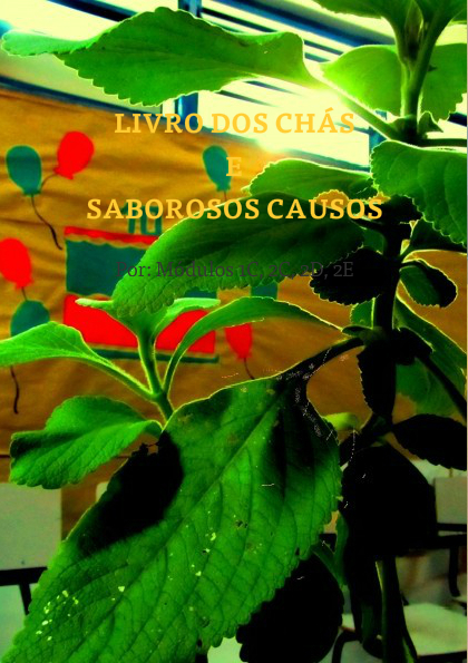 LIVRO DOS CHÁS E