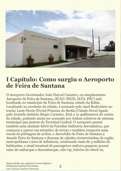 Aeroporto de Feira de Santana