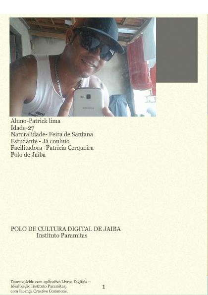 Patrick Pinto